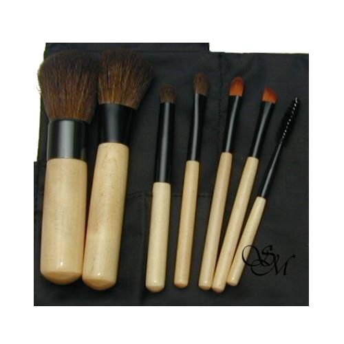Sable Brush Set - 7 pc. Travel