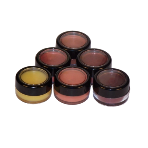 Natural Lip Butter Pots