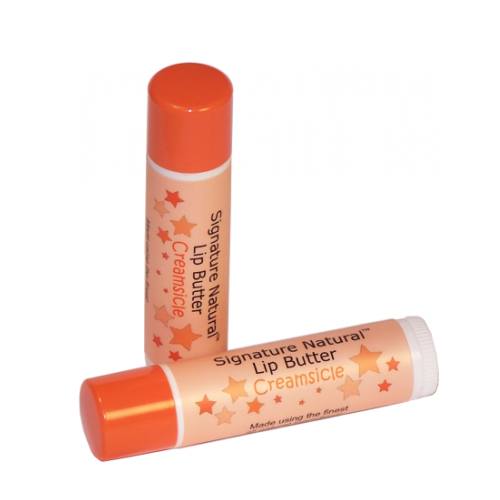 Natural Lip Butter Tubes