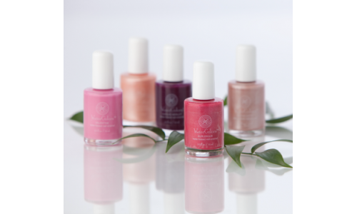 Waterbased Nail Polish