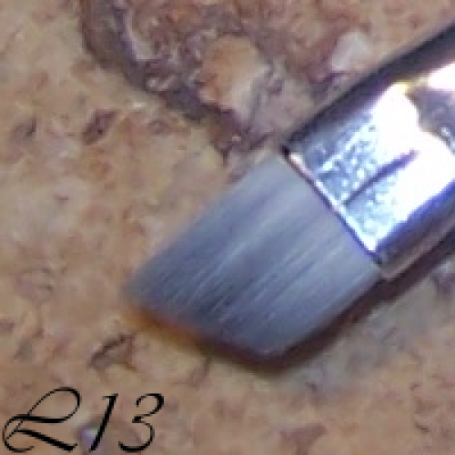 Luscious Angled Liner